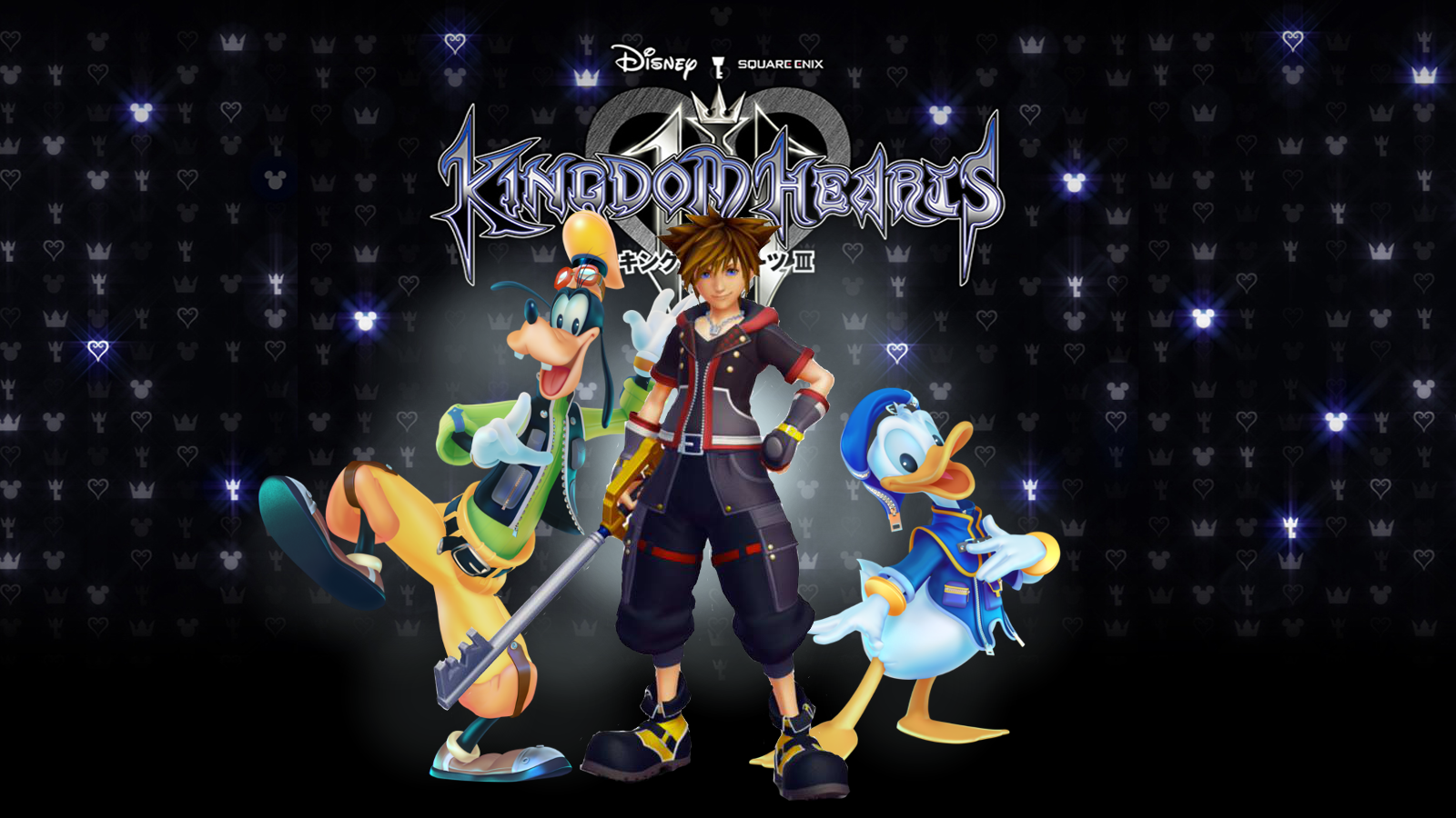 Kingdom Hearts Iii Wallpaper Wallpapers Kh13 For Kingdom Hearts