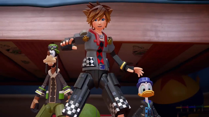 addressing leaks  kingdom hearts iii screenshots  partial world list  and other file names