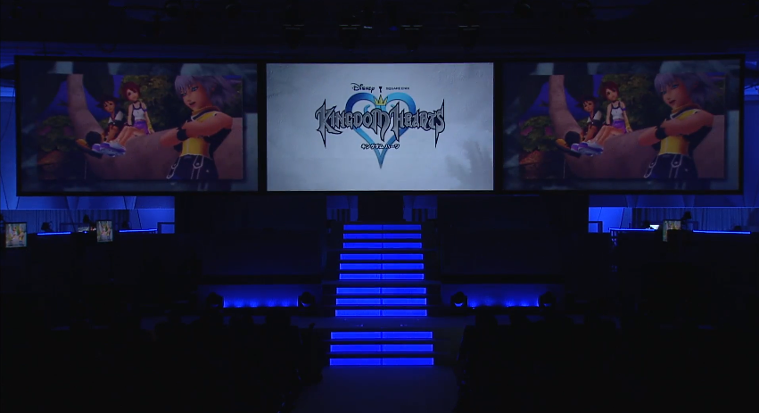 Kingdom Hearts places in the PlayStation 20th Anniversary