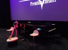 Premium Theater piano and Kingdom Key D replica