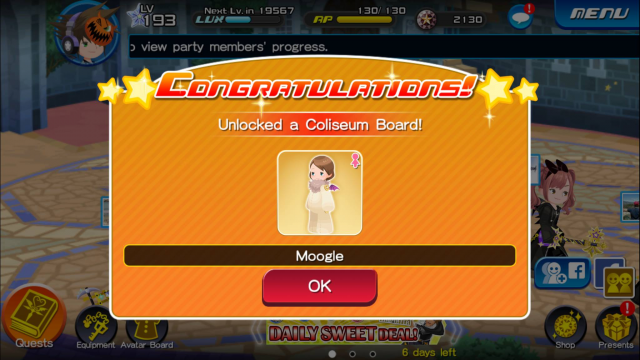 moogle female board coliseum