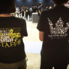 Tetsuya Nomura designed shirts TGS 2016