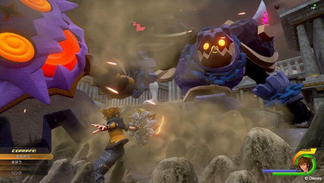 KH3 Magic Screenshot 3
