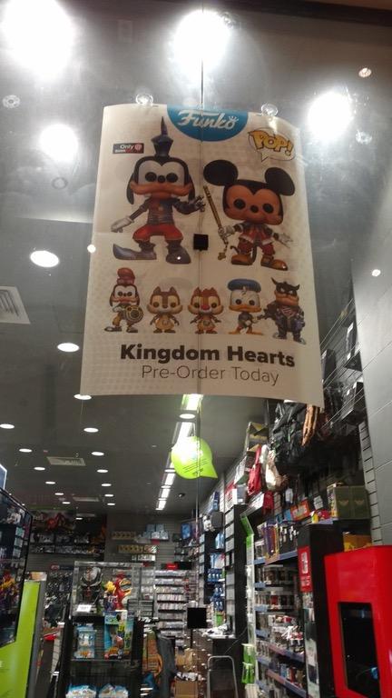 Funko Gamestop Poster