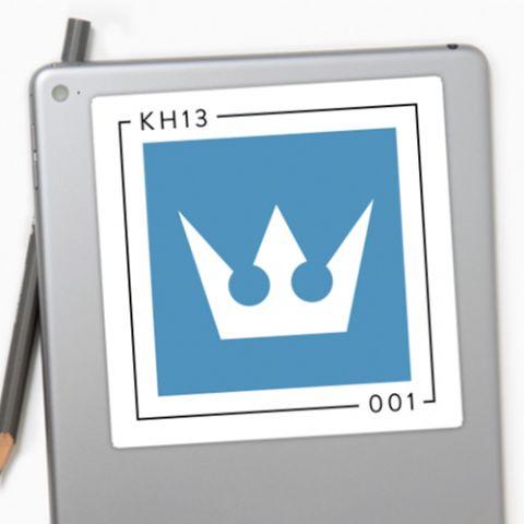 KH13 / 001 sticker (2)