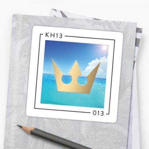 KH13 / 013 sticker