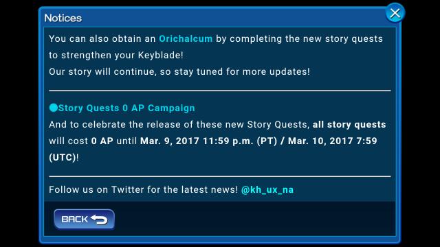 Story Update 3