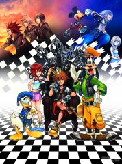 kingdom hearts Hd 1 5 remix 6