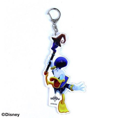15th Anniversary PONEYCOMB acrylic Key ring 4