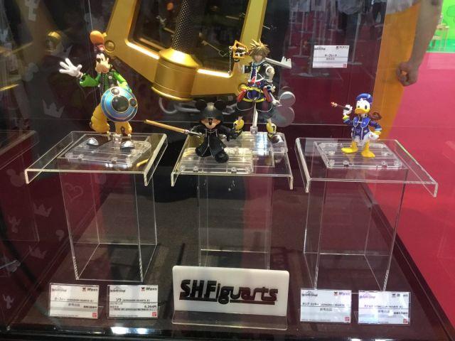 Kingdom Hearts II SHFiguarts figures 2