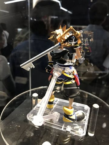 Sora (Kingdom Hearts II ver.) SHFiguarts figure 5