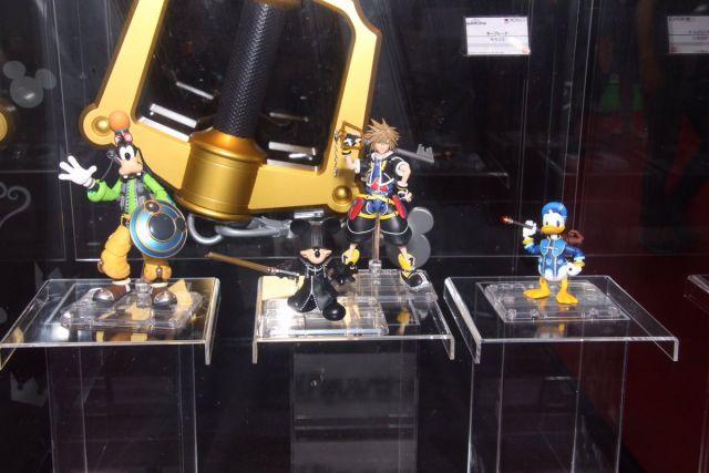 Kingdom Hearts II SHFiguarts figures 1