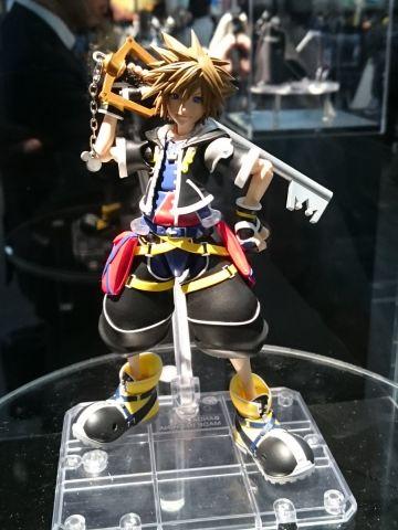 Sora (Kingdom Hearts II ver.) SHFiguarts figure 6
