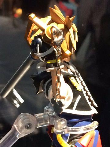 Sora (Kingdom Hearts II ver.) SHFiguarts figure 10