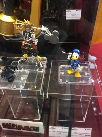 Kingdom Hearts II SHFiguarts figures 3