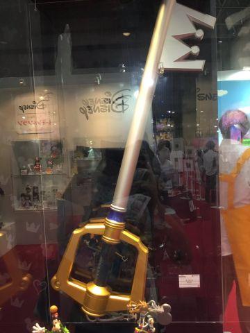 Kingdom Key Keyblade PROPLICA 8