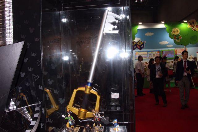 Kingdom Key Keyblade PROPLICA 3