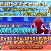 Illus. Vivi Challenge, Union Cross, Daily Challenge Event