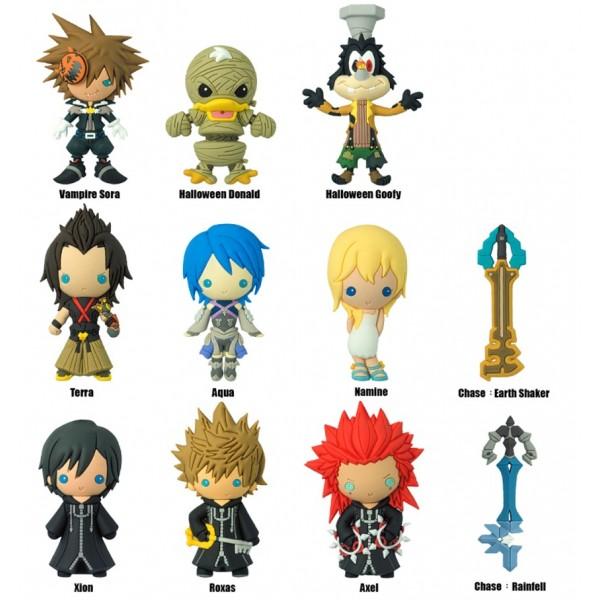 80185 kingdom hearts series 3 group characters