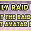 Monthly Raid EV