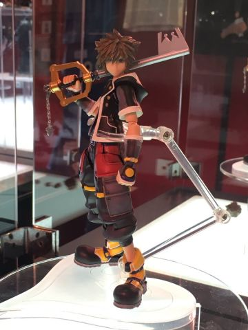 KH3 Second Form Sora Bring Arts - 2