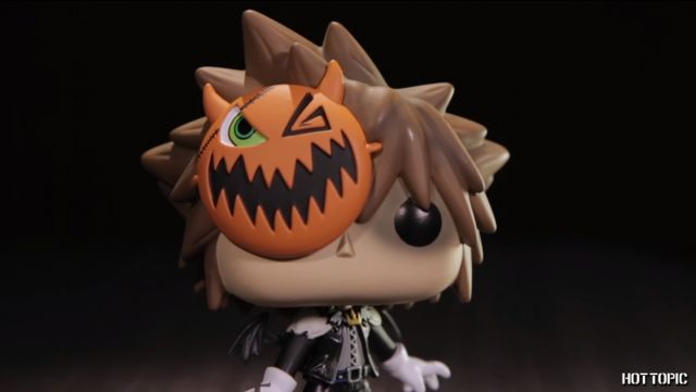 HTS4 - Funko Pop! Vinyl Halloween Town Sora - Kingdom Hearts ...