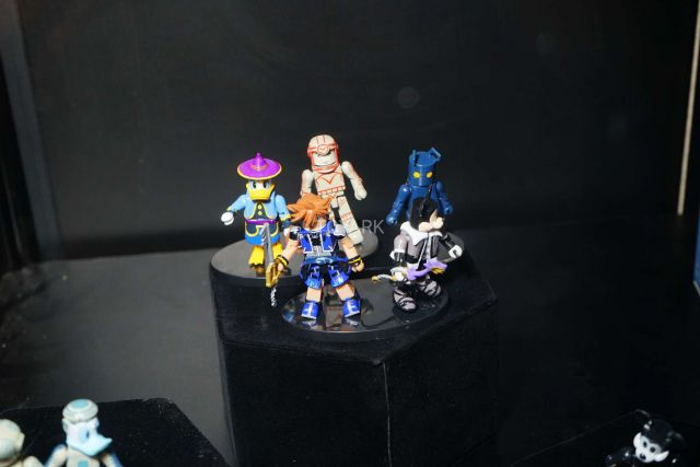 Kingdom Hearts Diamond Select Toys Minimates 11
