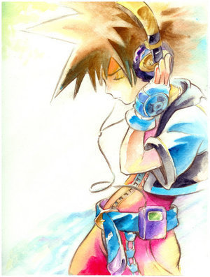 Sora Kingdom Hearts 10820634 300 397