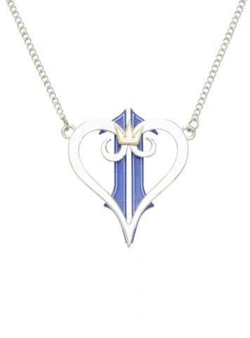 Kingdom Hearts II Logo Necklace 2