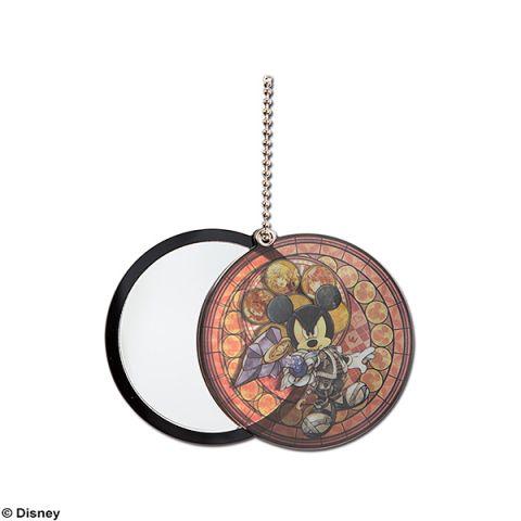 Kingdom Hearts Acrylic Mirror 18
