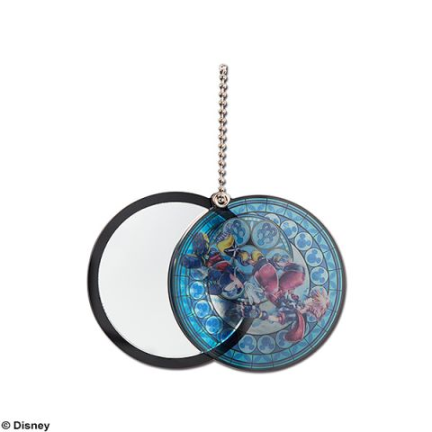 Kingdom Hearts Acrylic Mirror 14