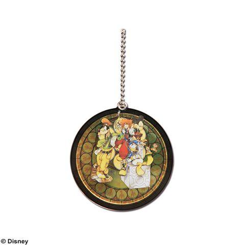 Kingdom Hearts Acrylic Mirror 11
