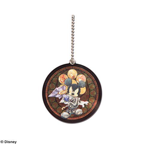 Kingdom Hearts Acrylic Mirror 17