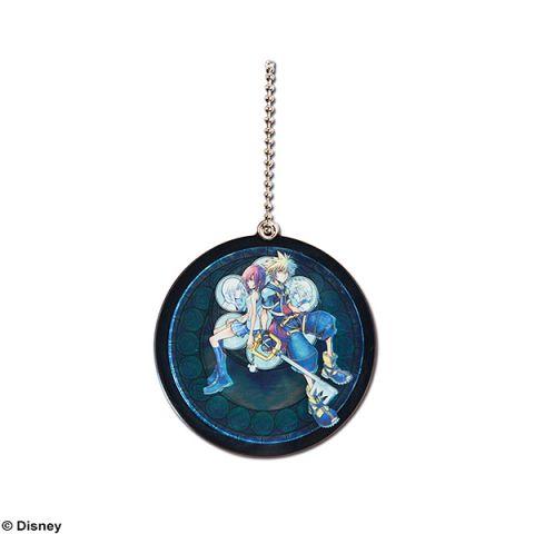 Kingdom Hearts Acrylic Mirror 9
