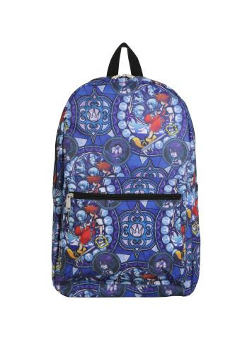 Kingdom Hearts Stained Glass backpack 2