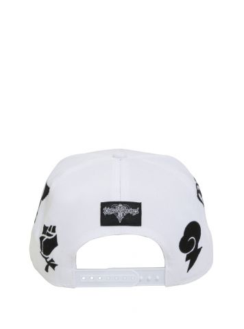 Kingdom Hearts embroidered snapback hat 2