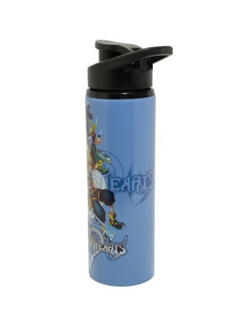 Kingdom Hearts steel water bottle 2