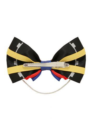 Loungefly Kingdom Hearts Sora cosplay hair bow 3
