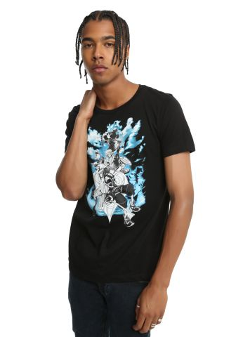 Kingdom Hearts Characters t-shirt 2