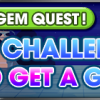 Weekly Gem Quest