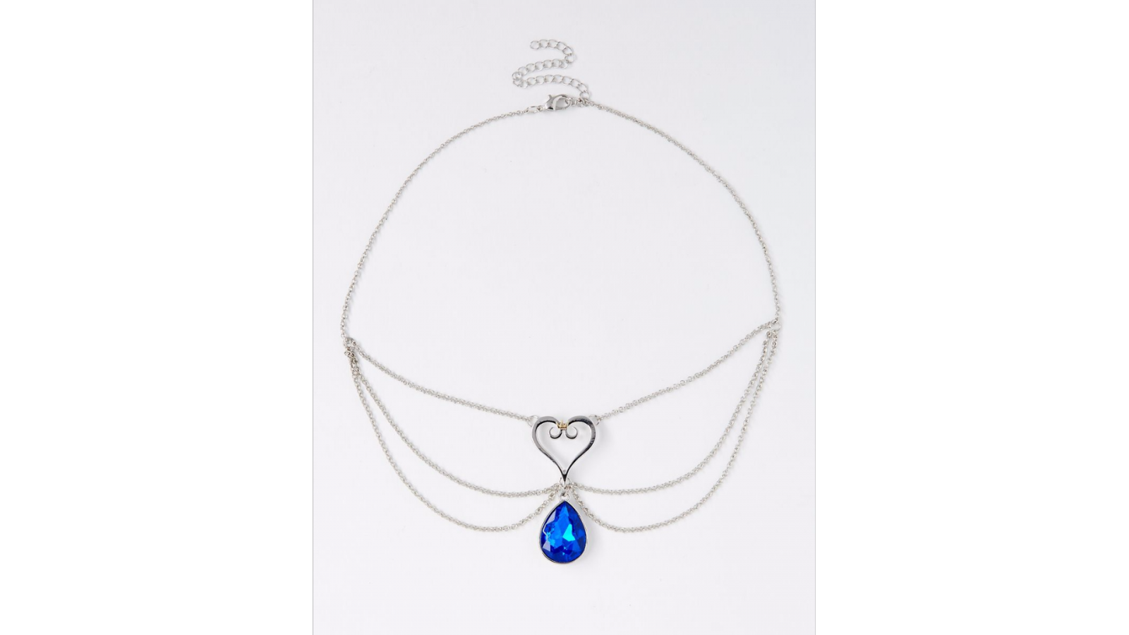 Spencer's Kingdom Hearts Necklace 1