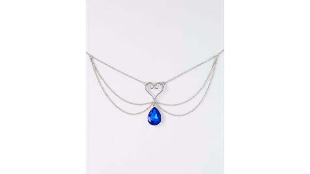 Spencer's Kingdom Hearts Necklace 2