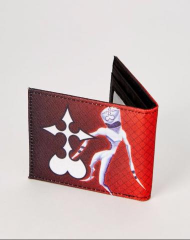 Kingdom Hearts Bifold wallet 2