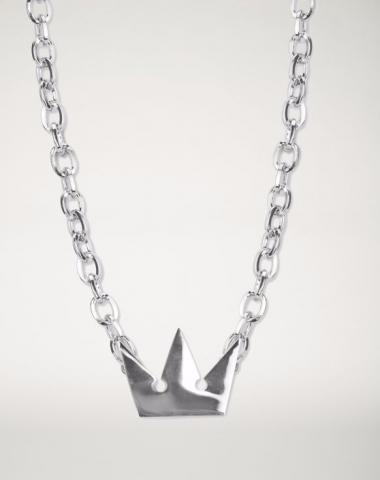 Kingdom Hearts Sora Crown necklace