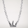 Kingdom Hearts Sora Crown necklace