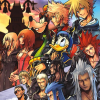 Kingdom Hearts Group Photo poster