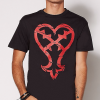 Kingdom Hearts Heartless Emblem T shirt 1