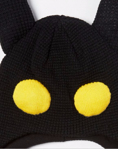 Kingdom Hearts Knit Heartless Laplander Hat 4