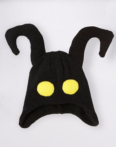 Kingdom Hearts Knit Heartless Laplander Hat 1