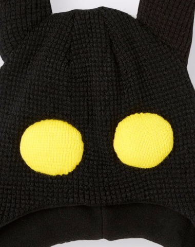 Kingdom Hearts Knit Heartless Laplander Hat 2